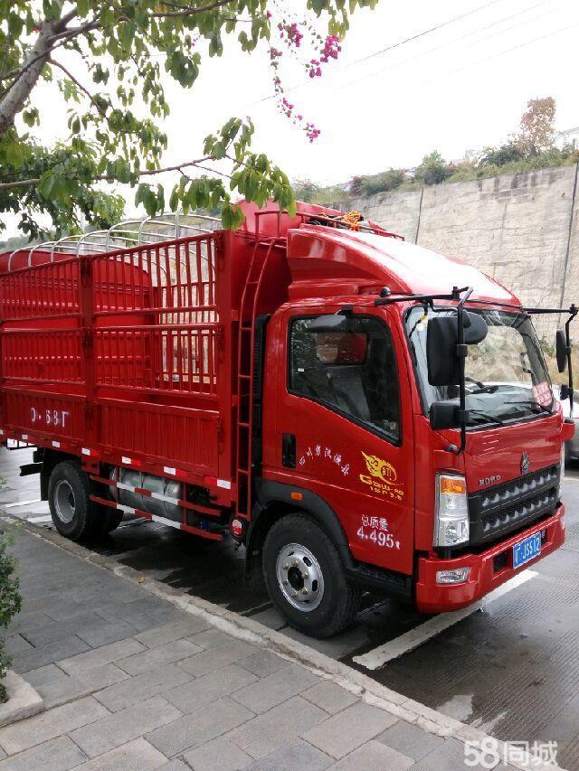 优胜搬家轻卡十吨王货运公司