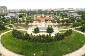 华辉实业 园林绿化 庭院绿化 绿植租摆