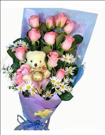 吉首市鲜花预定本地实体鲜花店网上鲜花免费配送专业预