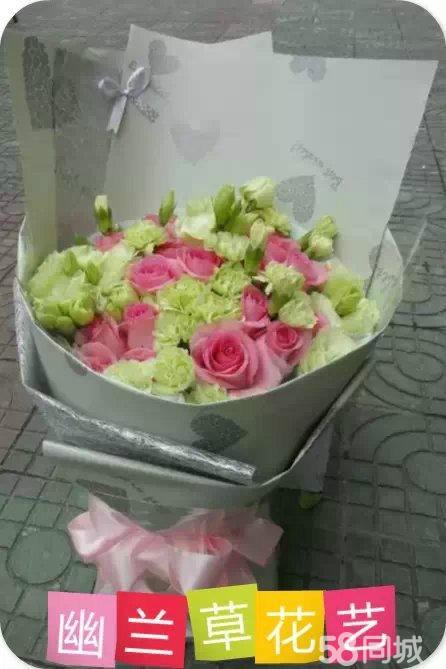 绵阳幽兰草花艺 承接鲜花花束、居家插花..