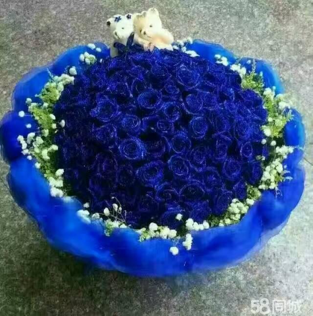 鲜花传递爱语