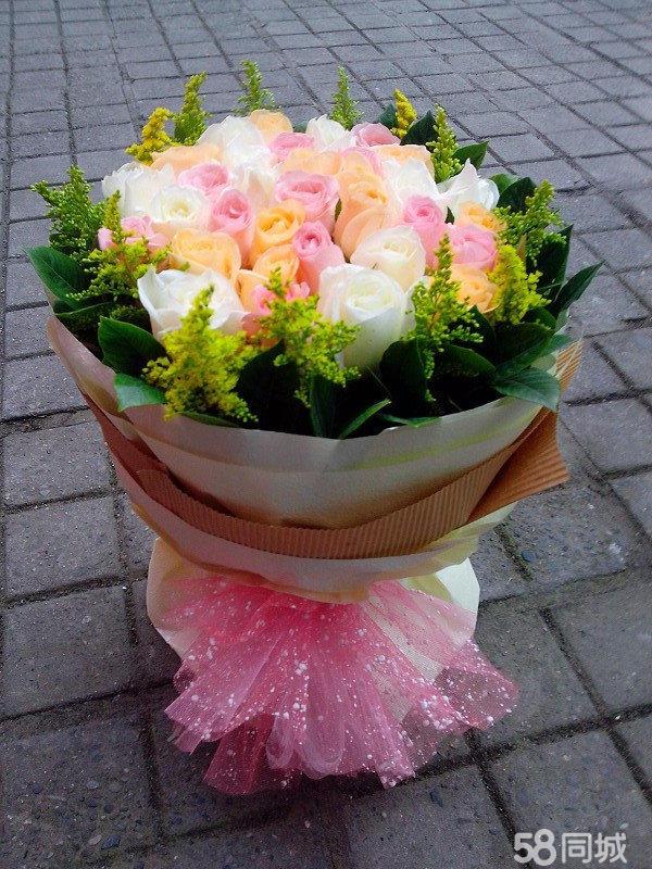 忻州市鲜花店,同城专业送花,开业花篮,精品玫瑰鲜花