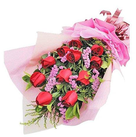 忻府区预定鲜花网上鲜花定制送货上门忻州鲜花店预定鲜