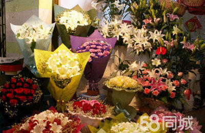 母亲节,520节日鲜花预定 珠海网上订花-玫瑰百合