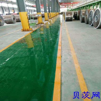 潍坊寿光完美的环氧地坪漆地面是养出来的