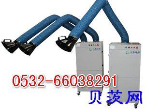 双工位焊烟净化器,立式单机净化除尘器