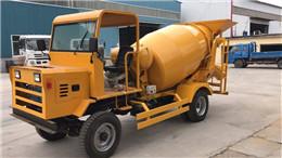 小型泵车 砂浆搅拌混凝土输送泵