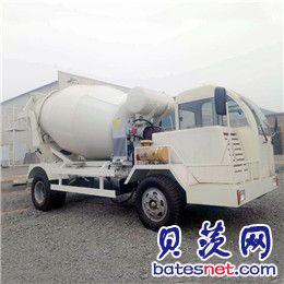 混凝土搅拌运输车 小型水泥搅拌运输罐车