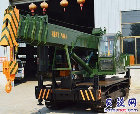 小型履带随车吊 履带式自卸运输吊车生产厂家 链轨式小型自备吊