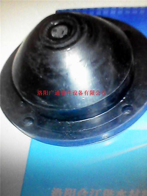 水泵隔振器减震垫荷载5-1280kg锥形橡胶